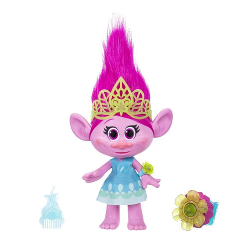 DreamWorks Trolls 'Hug Time' Poppy Toy Review