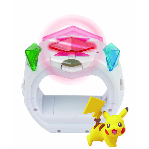The New Pokemon Z-Ring Interactive Set Toy Review