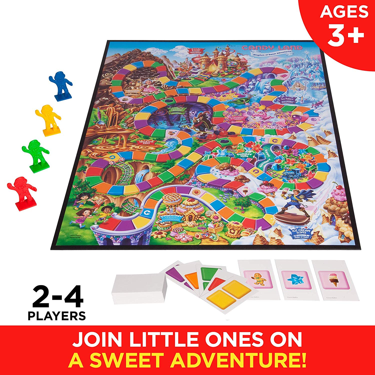 CANDYLAND GAME 2013 THE CLASSIC GAME OF SWEET …