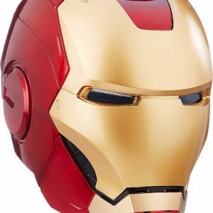 Marvel Legends Iron Man Electronic Helmet By Avengers