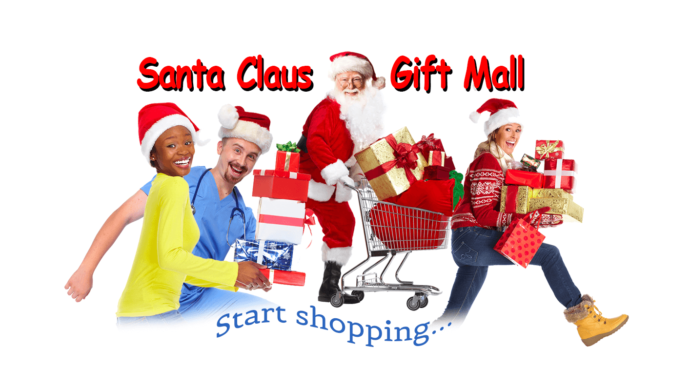 Santa Claus Gift Mall – Who knows gifts better than Santa Claus?