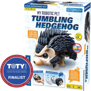 Tumbling Hedgehog Stem Experiment Kit